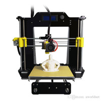 Wholesale 2015 newest high quality i3 LCD D printer DIY self assembly