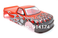 car body shell - Remote Control Parts Accs RC car PVC painted body shell RC car Pick Up Truck mm S029R