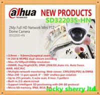 Wholesale DAHUA Mini PTZ Series quot Exmor CMOS Mp Full HD Network Mini PTZ Dome Camera SD32203S HN