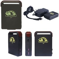 Wholesale RealTime GPS Tracker GSM GPRS System Vehicle Tracking Device Mini Spy