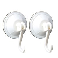 Wholesale 10pcs New Removable Bathroom Kitchen Wall Strong Suction Cup Hook Hanger Vacuum Sucker