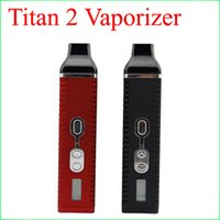 adjust temperature - Hebe Titan kit electronic cigarette Dry Herb vaporizer Hebe Titan2 with mAh battery can adjust temperature with LCD displa Titan Dry