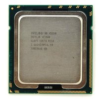 Wholesale Intel Xeon X5550 service CPU GHz LGA1366 threads L3 Cache MB Quad Core scrattered pieces