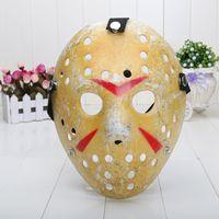 Wholesale Jason Voorhees Jason vs Freddy hockey festival party mask killer mask Halloween masquerade mask