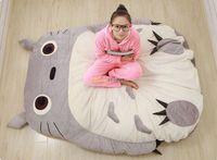 Wholesale Fancytrader cm X cm New Giant Biggest Totoro Bed Carpet Tatami Mattess Sofa Models FT50326