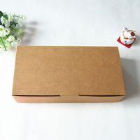kraft box - Kraft Paper Box Bakery Cake Box Biscuit Cookies Box Baking Gift Packaging Boxes