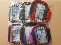 Wholesale DHL Fedex For iPhone plus inch Gym Armband Case Colors for choice