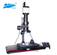 Wholesale video microscope Precision Mobile Platform delivery fast not contain display