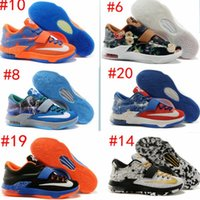 Cheap Kevin Durant KD 7 Basketball Shoes Best Basketball Shoes