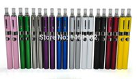 Wholesale Double EVOD MT3 atomized Clearmoizers mAh battery pack suit color Starter Kit
