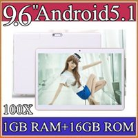 new arrival phone - 100X New Arrival Inch Tablet PC MTK8382 Quad Core Android Tablet GB RAM GB ROM mp IPS Screen GPS G phone Tablets PB