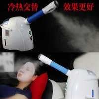 Wholesale Steam Face Device Beauty Equipment Hot and Cold Spray Household Steam Surface Device Humidifier Cold Spray Machine KD169B