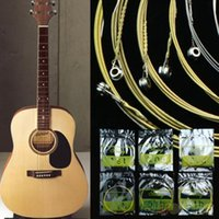 Wholesale High Quality Set of Steel Strings for Acoustic Guitar XL M Great Tone ORV