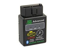 auto pa - Wireless Bluetooth Super Mini ELM327 HHOBD OBD2 OBD II Car Auto Diagnostic Scanner Tool for Android Smartphone Cell Phone PA