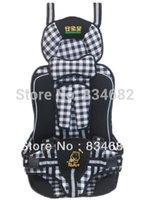 Wholesale Baby Car Seat Child Car Safety Seat Safety Car Seat for Baby of KG and Months Years Old White Color