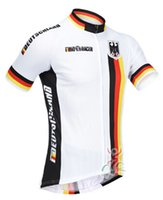 bicycling germany - 2015 cycling jersey short sleeve Men Road Bicycle mountain bike Jerseys ropa ciclismo MTB Germany Ride Sports Clothing Tops