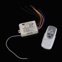 Wholesale Wireless Ways On Off Digital Remote Control Switch for LED Light V S7NF