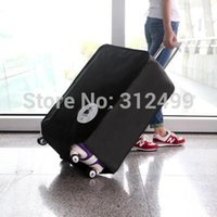 Wholesale Hot new cheap travel luggage suitcase waterproof protective cover high quality dustproof case inches colors
