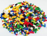 Wholesale Brand New g Wange Bulk Building Blocks Assemblies Particles DIY Bricks Toys For Children