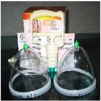 b c technologies - 2015 new technology Chest gain Cupping Appliance For lady A B C D breast bigger Top Quality Product Set export