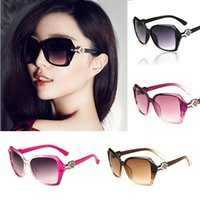 PC retro sunglasses - New Fashion Sunglasses for Women UV400 Retro Vintage Sun Glasses Sport Travel Beach Sunglasses
