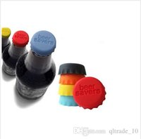 Wholesale 2015 good quality Factory price Lids silicone bottle cap sealing plug wine corks seasoning Cap silicone beer bottle beer covers TOP3459