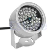 Wholesale L109CCTV LED Illuminator light CCTV Security Camera IR Infrared Night Vision Lamp