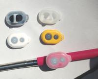 Étui en silicone pour Bluetooth sans fil Selfie télécommande obturateur Sefie minuterie appareil de contrôle auto-temporisateur auto-obturateur couverture de silicone