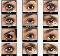 Halloween contact lenses crazy - Brand New Freshlook pairs Contact lenses lens For Eyes Color Contact Tones colors EYE Crazy lens Freshlook