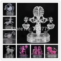 aquarius jigsaw puzzles - DIY D Jigsaw Crystal Puzzle Zodiac Aquarius Libra Scorpio Virgo Gemini Constellation Plastic Home Decoration Birthday Gift