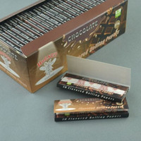 Cheap HORNET 15 kinds of fruity flavored cigarette rolling Papers size 78mm*44mm Smoking Paper Wrapping Paper 50 booklet box 50piece booklet