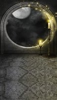 baby moonlight - 200CM CM fundo Candlelight moonlight night3D baby photography backdrop background LK