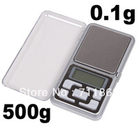Wholesale promotion g x g Mini Pocket Electronic Digital Scale Jewelry Balance Scale Dropshipping
