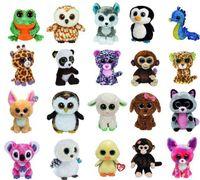 beanie boos lot - TY Beanie Boos Plush Animals Plush Toys Ty Big Eyes Soft Toys For Kids