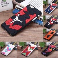 soles - Jordan Sole Line PVC Cover Case iPhone s Plus Samsung Galaxy S6 Note