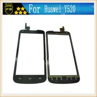 Wholesale For Huawei Ascend Y520 Original Touchscreen Touch Screen Digitizer Glass Replacement good price high quality for huawei