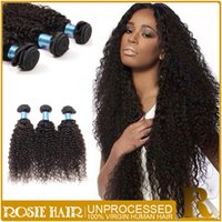 Cheap Unprocessed Virgin Hair Extensions Best Malaysian Kinky Curly Hair Weaves