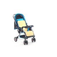 Wholesale Chinese Bamboo Baby stroller Mats Cooling Bomboo Sleeping Bed Mats for Kids Comfortable Mats for Sale F1