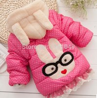 bebe outerwear - Hot winter fashion new arrival bebe baby children kids outerwear Down Parkas for girls coats clothing retail