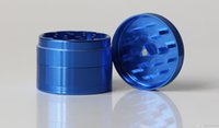 hard machine - 1 quot Hard Top Herb Grinder Special Teflon O Ring Aluminum Grinder Designed By Highly Sophisticated CNC Machine Factory Price titan v