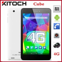cube - Origina Cube T7 Octa core T7 G LTE Phone call Tablet pc G G inch MTK8752 GHz IPS Touch x1200 Piex Android G G phablet