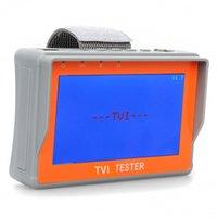 ¡Probador video 12V-Out del monitor de la prueba de la leva de la cámara del CCTV de 1080P TVI de la muñeca portable 4.3