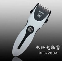 Wholesale 20pcs Professional Hair Trimmer Rechargeable Pet Dog Trimmer Grooming Clipper Hairclipper HL