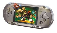 Wholesale 3 Inch MD Portable Handheld Video Game player bit game console TFT LCD angry bird children game Free game card YEYS