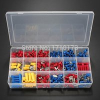 Wholesale Best Price Durable Assorted Insulated Crimp Terminals Electrical Wire Connector Spade Set Newest