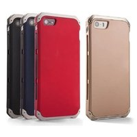 iphone 5 accessories - Metal Aluminum Alloy Case Solace Aluminum Bumper Frame Ops Cases for iPhone s Shockproof Protector Accessories