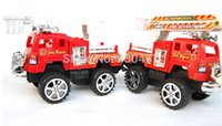 big red truck - X17 Children s Toys and Mixed Batch of fire Big Red Fire Truck Suit Inertia Sell Hot Selling