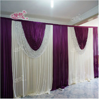 stage prop - Wedding Stage Backdrops Curtain Diy Wedding Supplies Wedding Props Wedding Decorations Backdrop Curtain Size mx3m