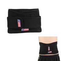 Wholesale SX632 Springs Breathable Magnetic Therapy Belt Double Pull Waist Brace Support Lumbar Back Protection Bodybuilding Pain Relief