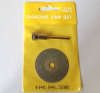 Wholesale Retail pc LX Diamond Saw Blade Diamond Cutting Disc Accessory for Rotary Tool Power Tools